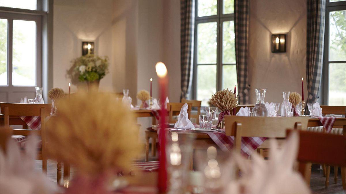 Restaurant Gutshaus Stolpe