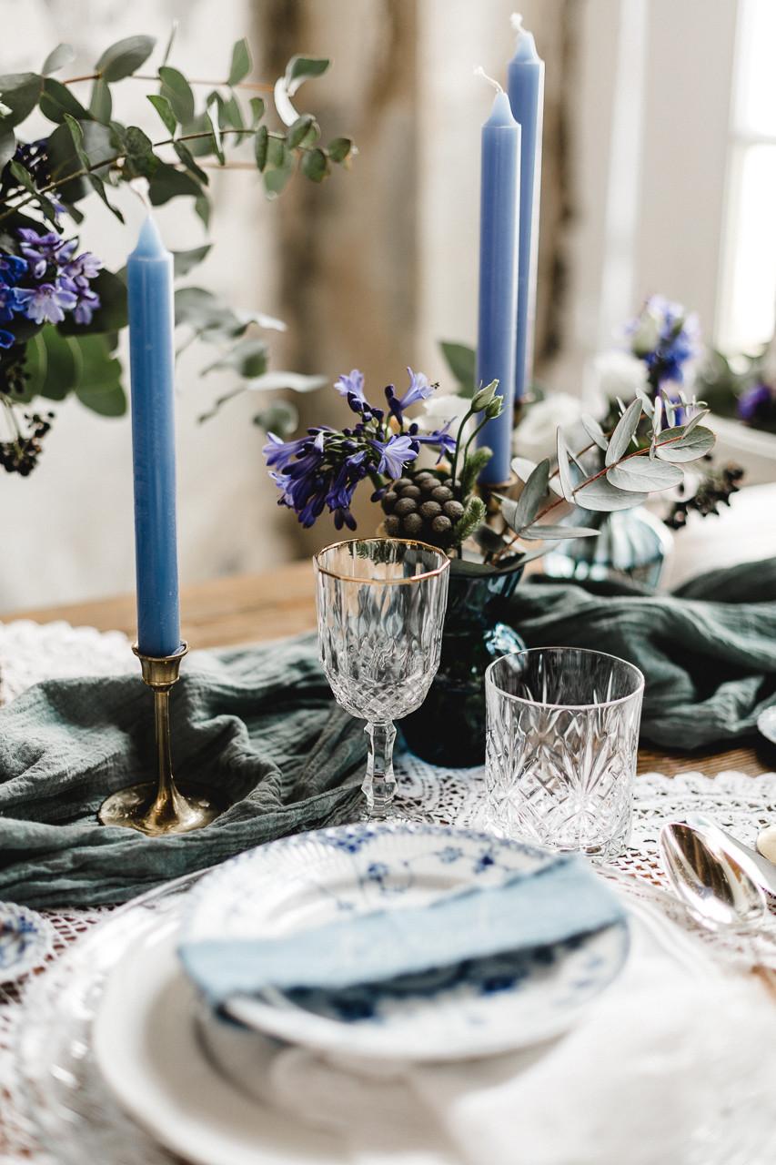 Vintage Hochzeit Dekoration