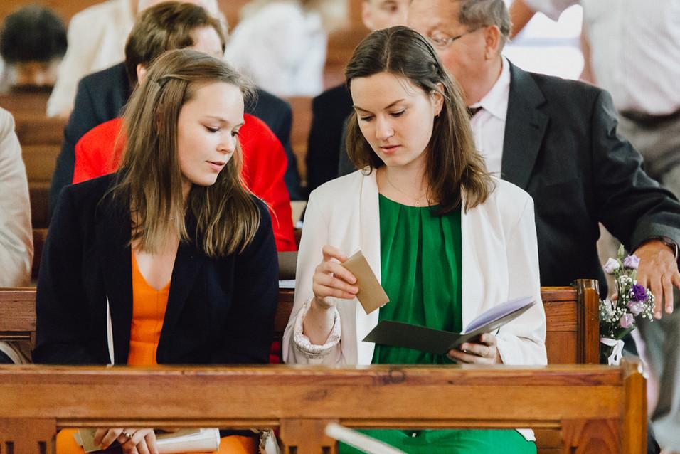 Hochzeitsfotograf Berlin, kirchliche Trauung