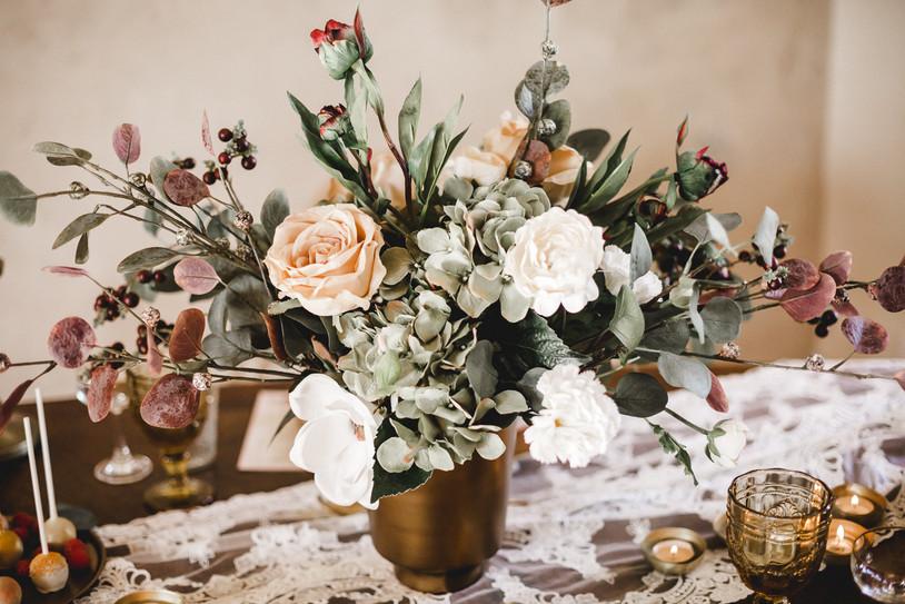 Blumenbouquet Hochzeit
