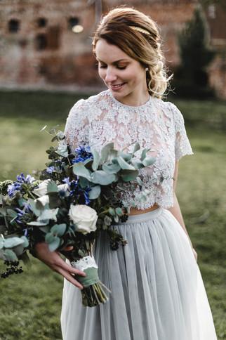 Vintage Braut