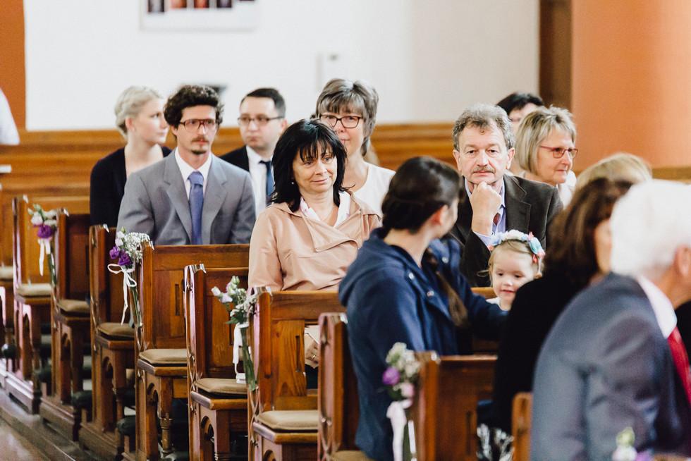Hochzeitsfotografie Berlin, kirchliche Trauung