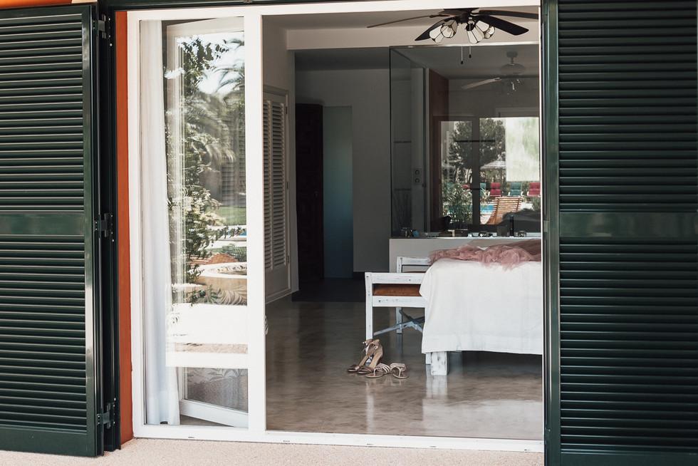 Finca auf Mallorca, Schlafzimmer