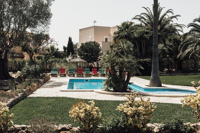 Hochzeitsvilla mit Pool auf Mallorca