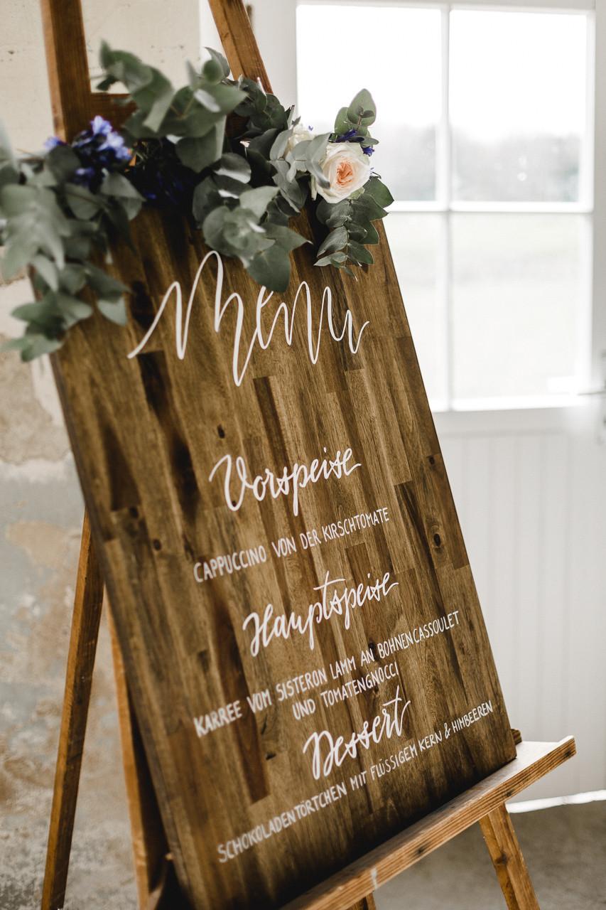 Vintage Hochzeit Welcome Schild