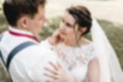 Brautpaar im Spreewald