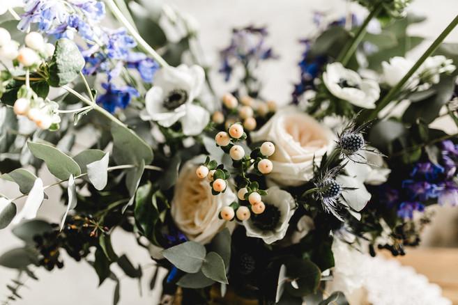 Hochzeitsblumendekoration