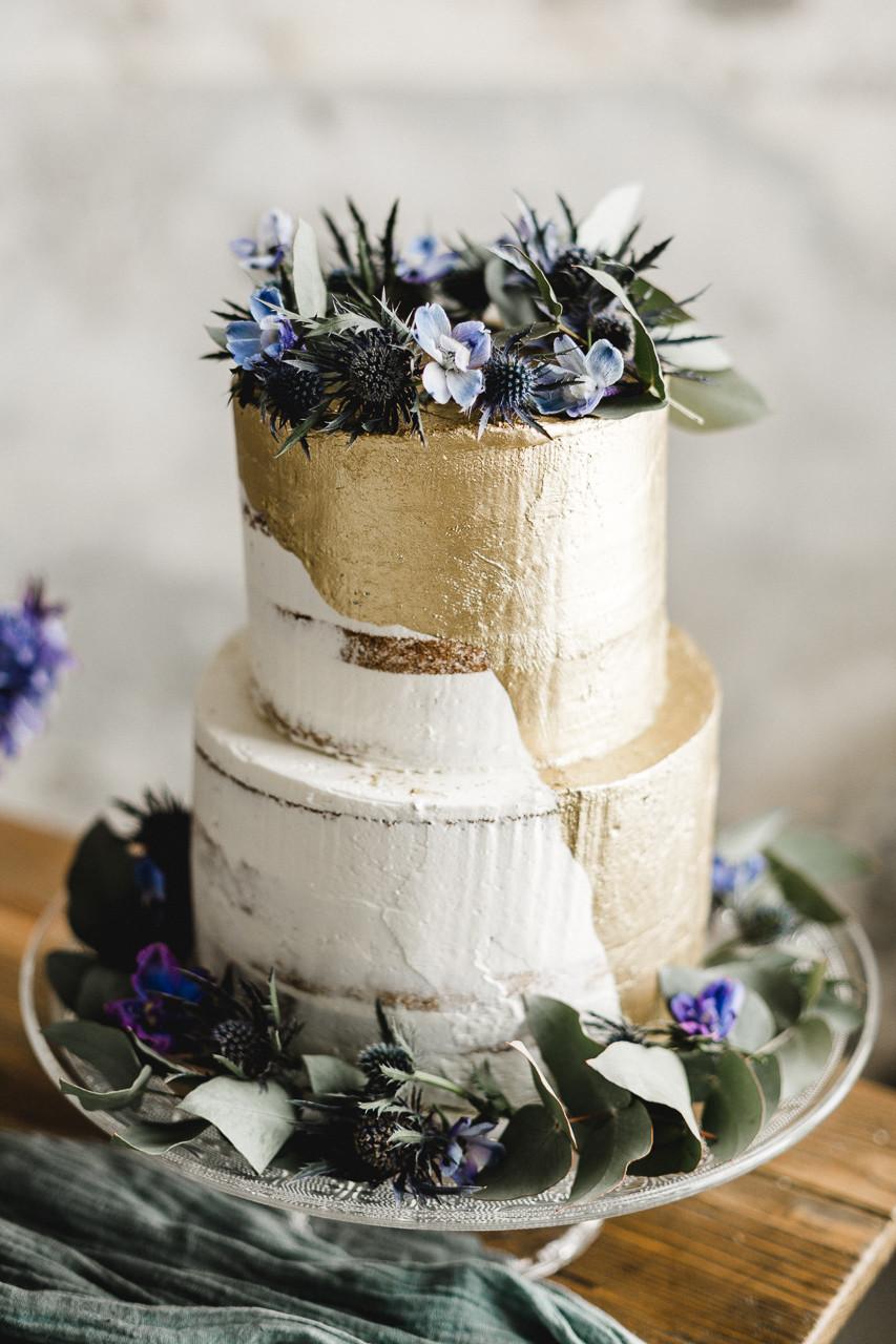 Vintage Hochzeit Hochzeitstorte