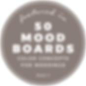 50 Moodboards Color Concepts Badge