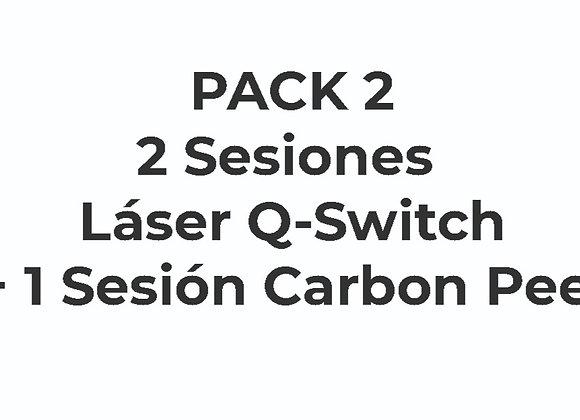 Pack 2 - Tratamientos Faciales