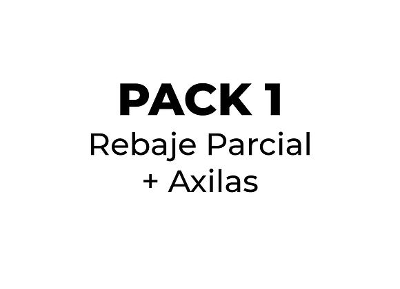 Depilación Láser Pack 1
