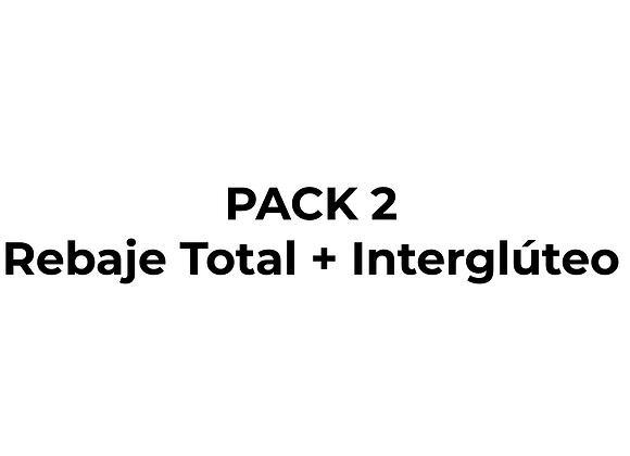 Pack 2 - Depilación Láser
