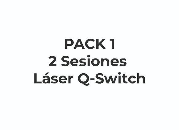 Pack 1 - Tratamientos Faciales