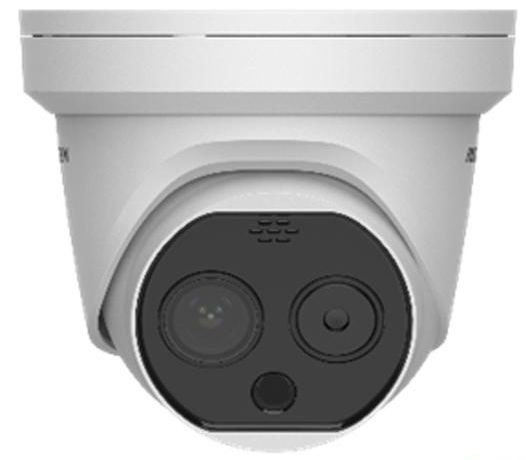 Thermal Ip Camera SFnT, Security Intrusion & Fire, Turret