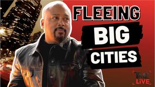 TMZ Fleeing Big Cities Thumbnail