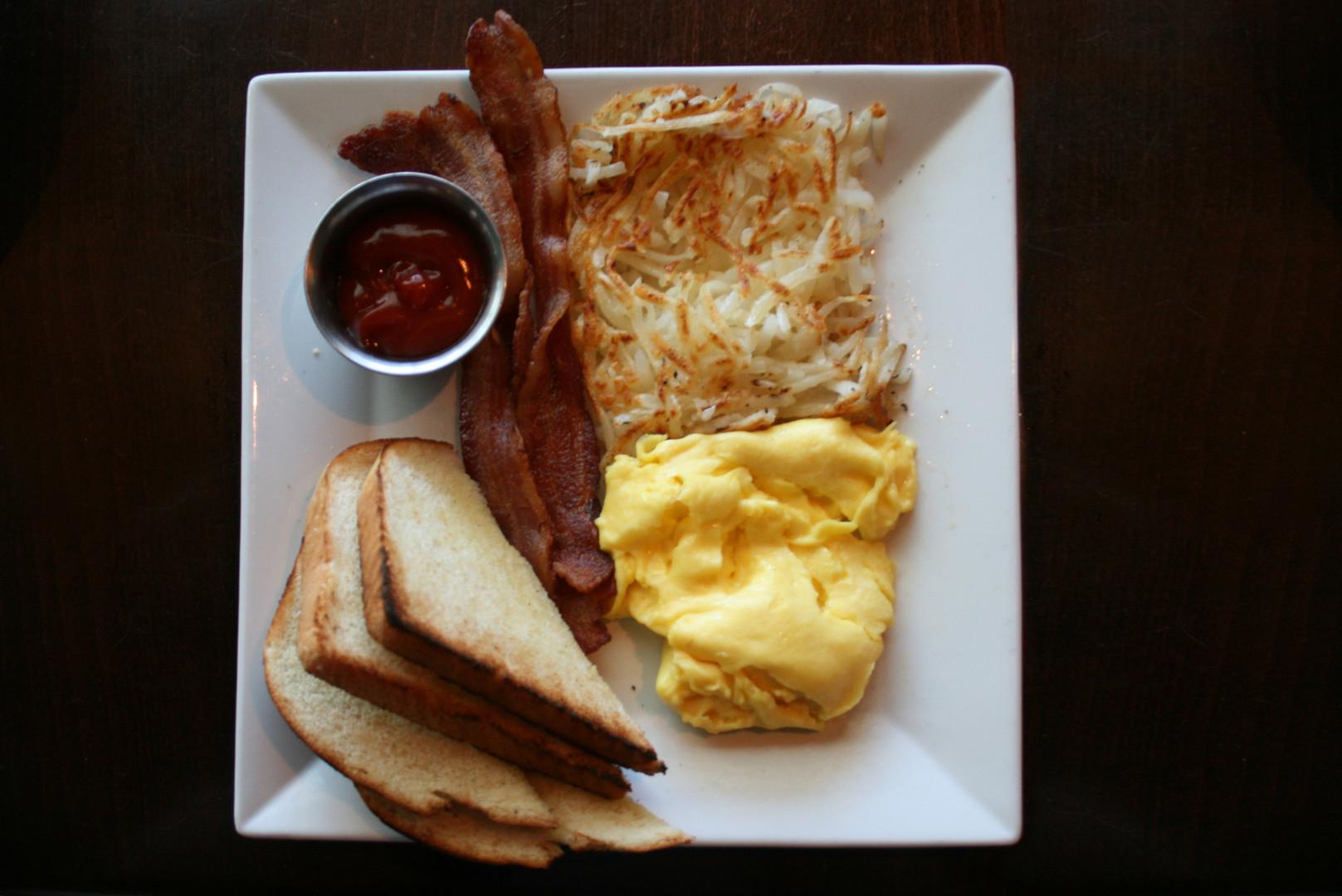 Big 4 Breakfast