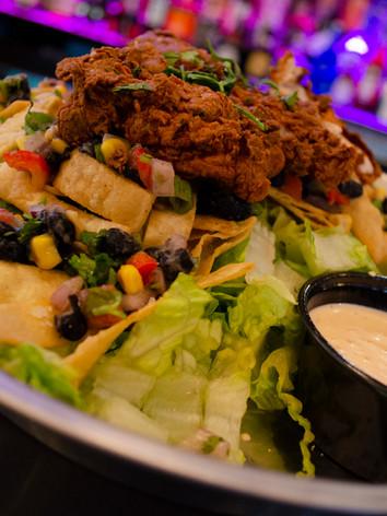 Buttermilk Chicken Salad
