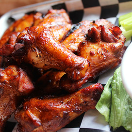 Smoked Wings