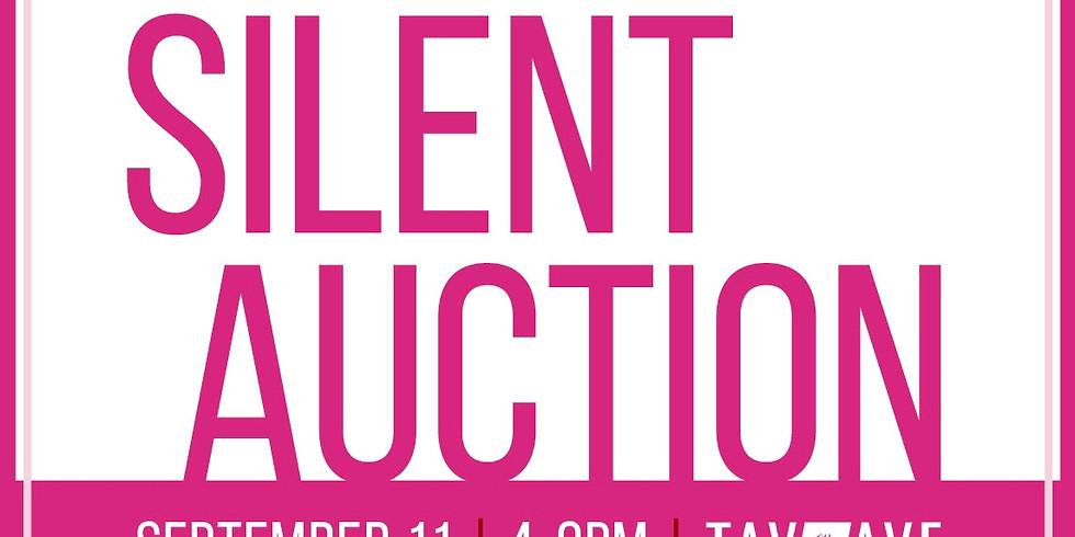 Silent Auction for Jess