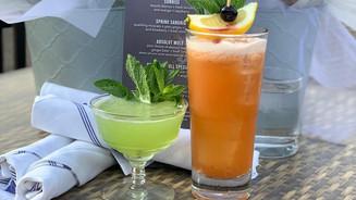 Seasonal cocktails