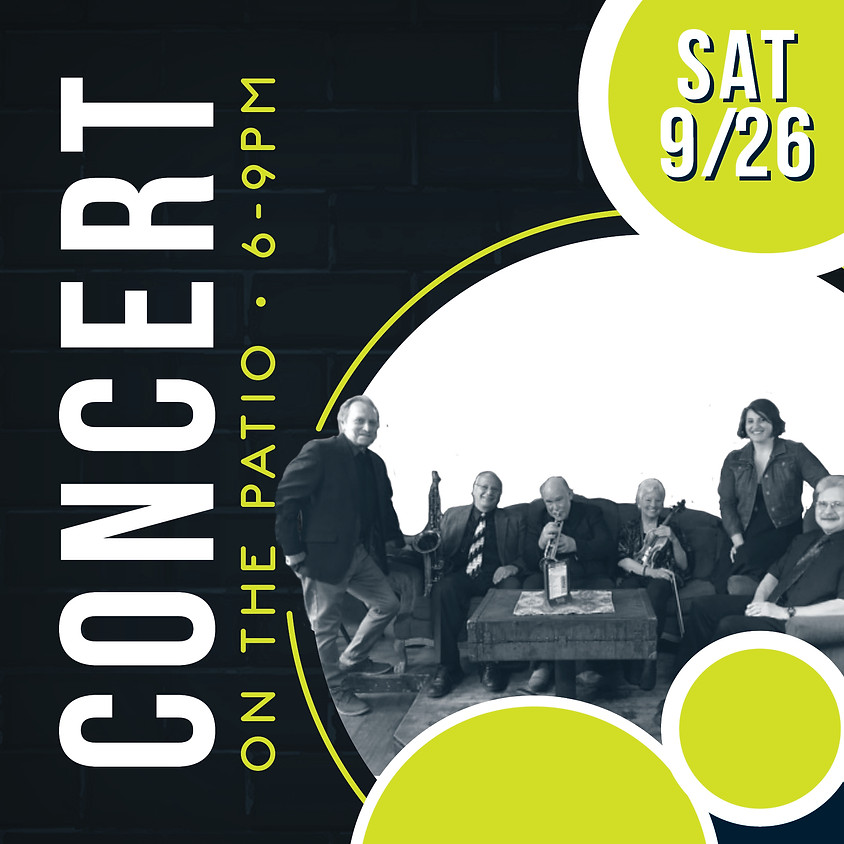 Patio Concert with Dan Duffy Orchestra