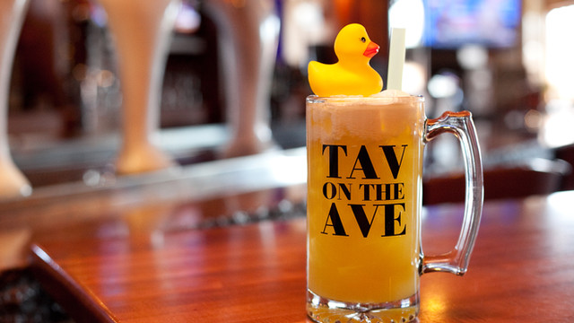 Tav's Famous Rubber Duck