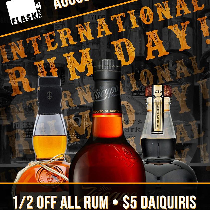 International Rum Day