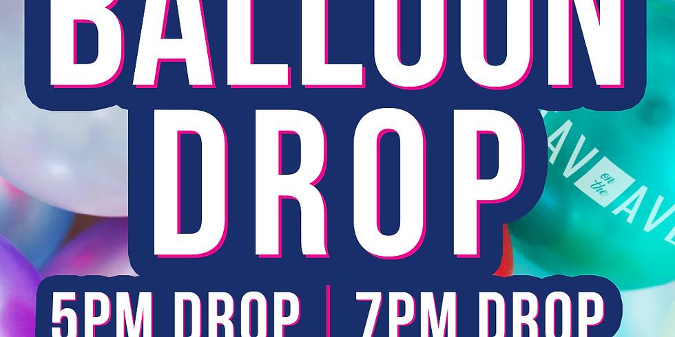Kids NYE Balloon Drop