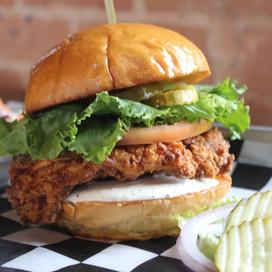 Buttermilk Chicken Sandwich