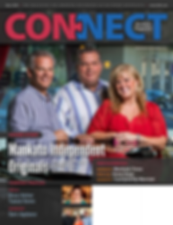 Cover of Connect Business Magazine November/December 2013 Issue featuring Mankato Independent Originals