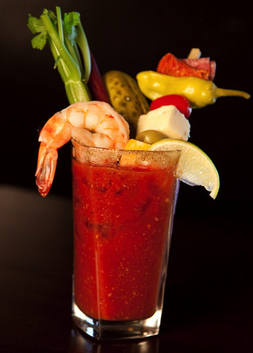 The Weekender Bloody Mary