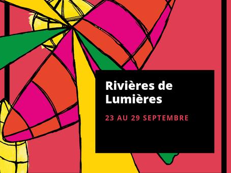 Rivières de Lumières 2019