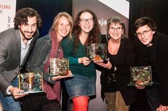 Lauréat du Prix Développement Culturel 2019