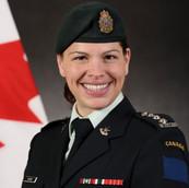 Captain Valérie Ann Harvey