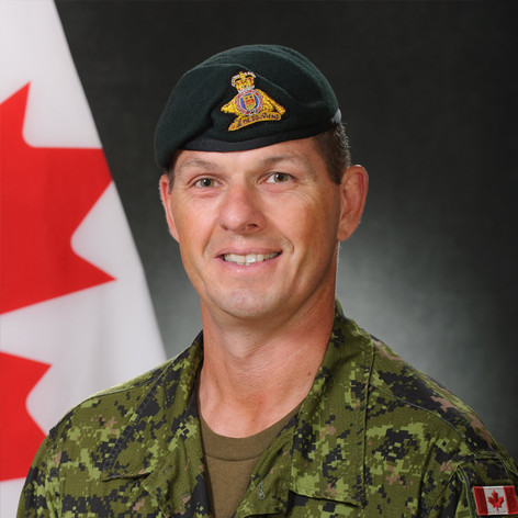 Major Luc Lacombe