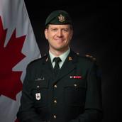 Lieutenant-colonel André Morin