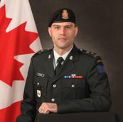 Lieutenant-colonel Éric Beaudoin