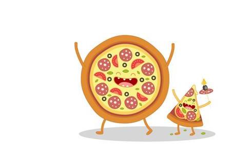 Domino's et les pizza's créatives!