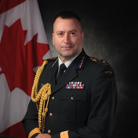 Major Général Guy Chapdelaine