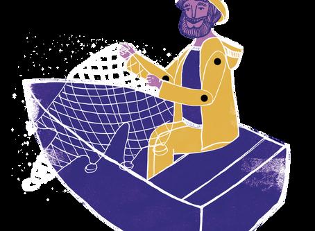 La quête du pêcheur de lanternes : un parcours insolite à la lueur de vos lanternes!