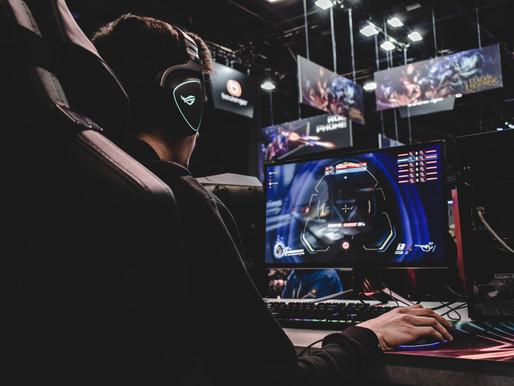 Thoughts and Predictions on #eSports
