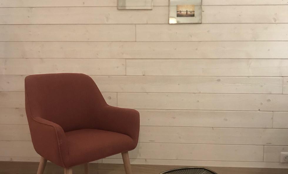 Fauteuil du salon