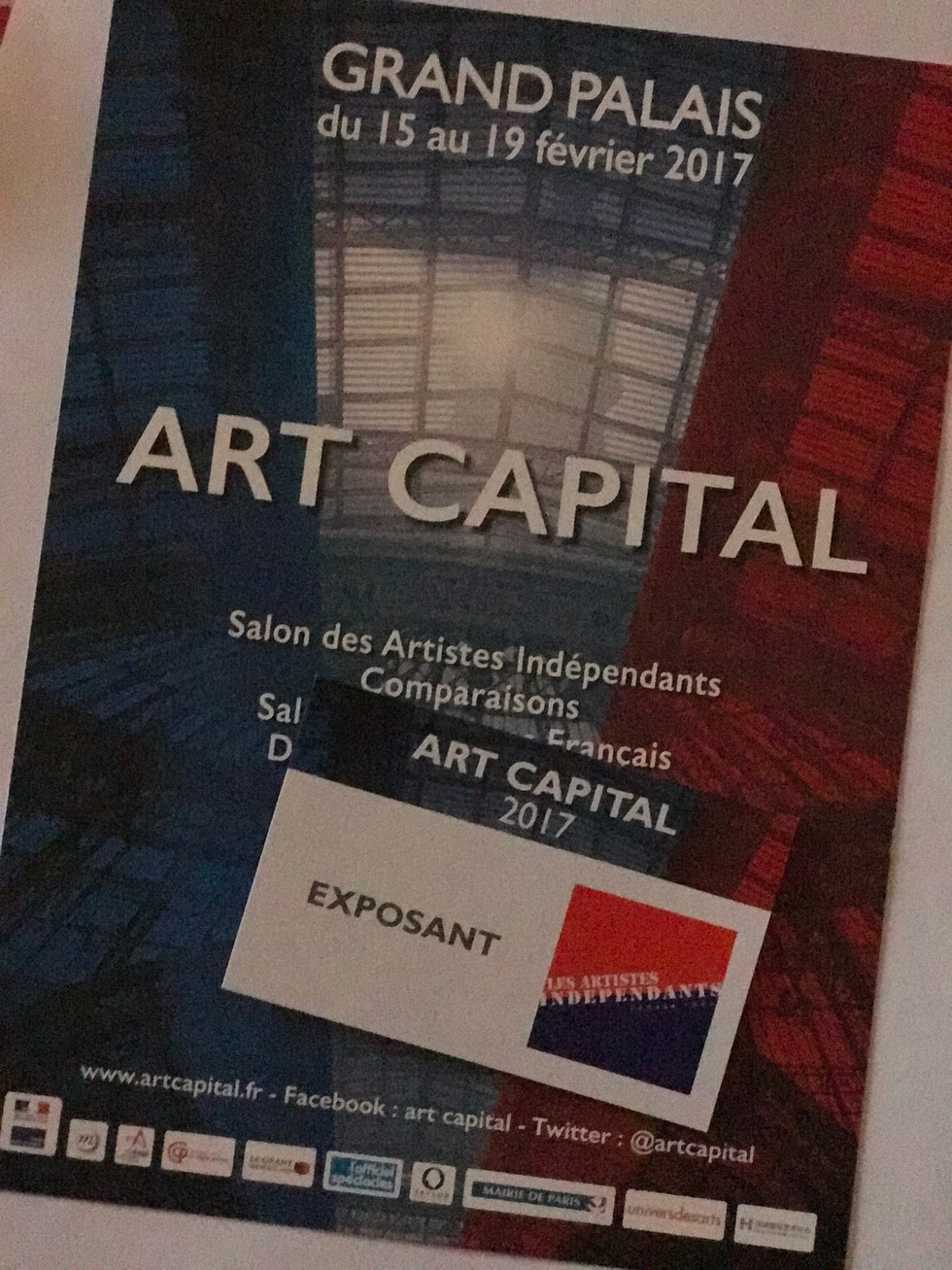 Salon Art Capital au Grand Palais