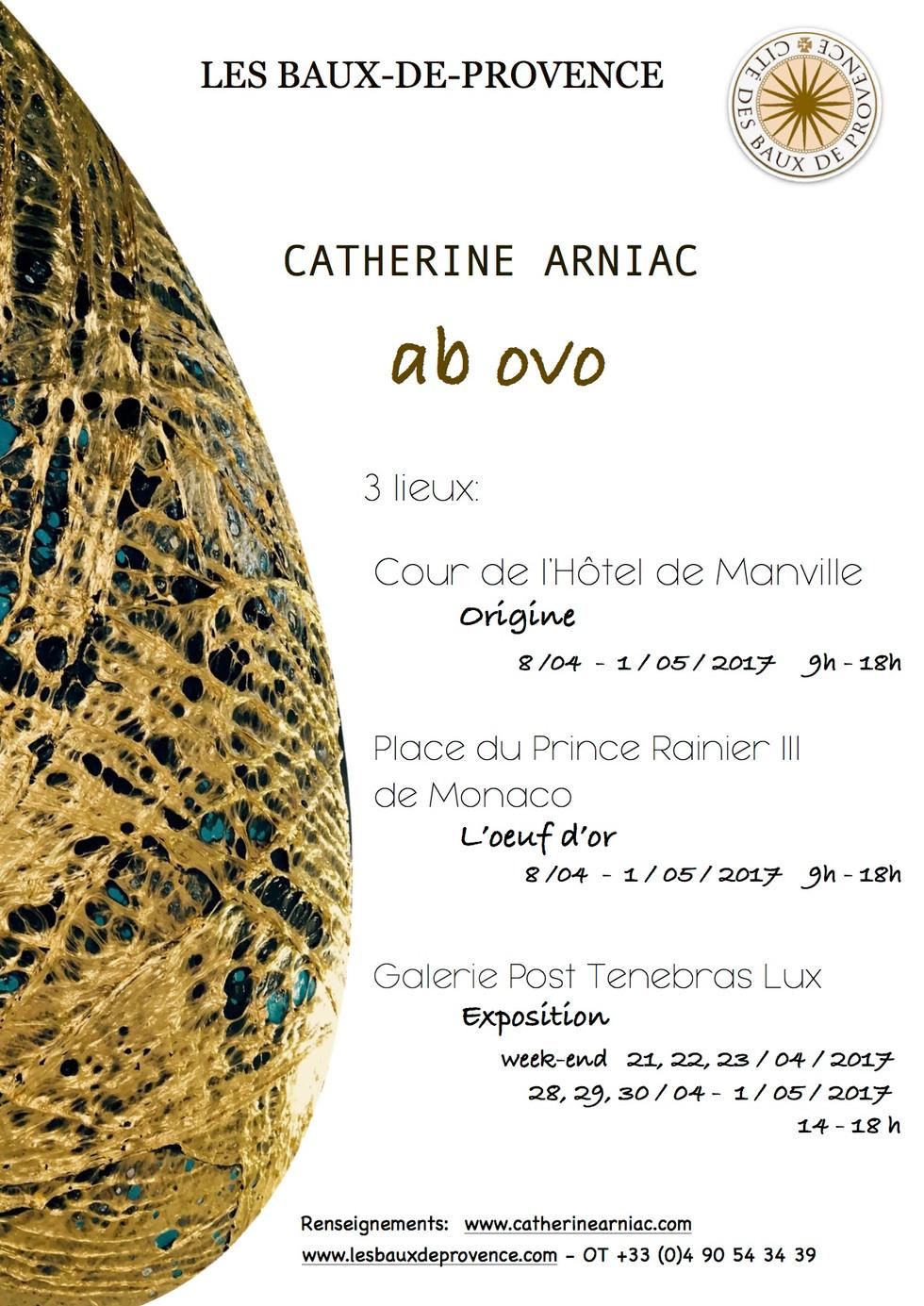 Parcours d'art - Les Baux de Provence