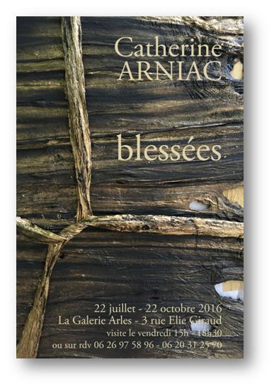 """Exposition """"Blessées"""""""