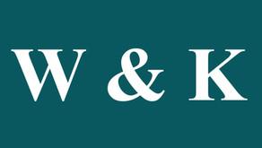 Zusammenarbeit mit Finoro — W&K Rebranding