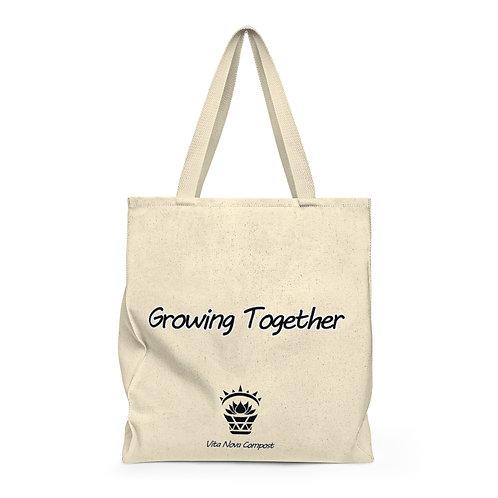 Shoulder Tote Bag - Roomy GO GREEN!