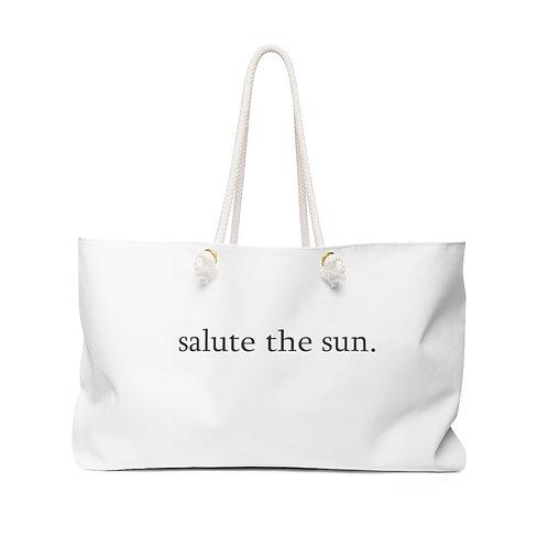 Salute the Sun Bag