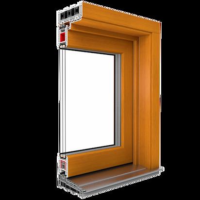 Hebe-Schiebe-Terrassentür Iglo-HS  Perfekte Lösung für die immer beliebtere großflächige Verglasung von Terrassen und Balkons – für ein einzigartiges Flair.