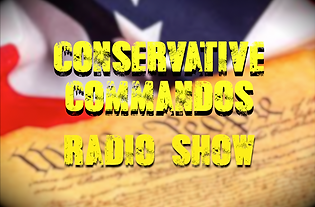 Conservative Commandos Radio Show